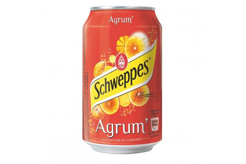 Schweppes Agrum' 33cl