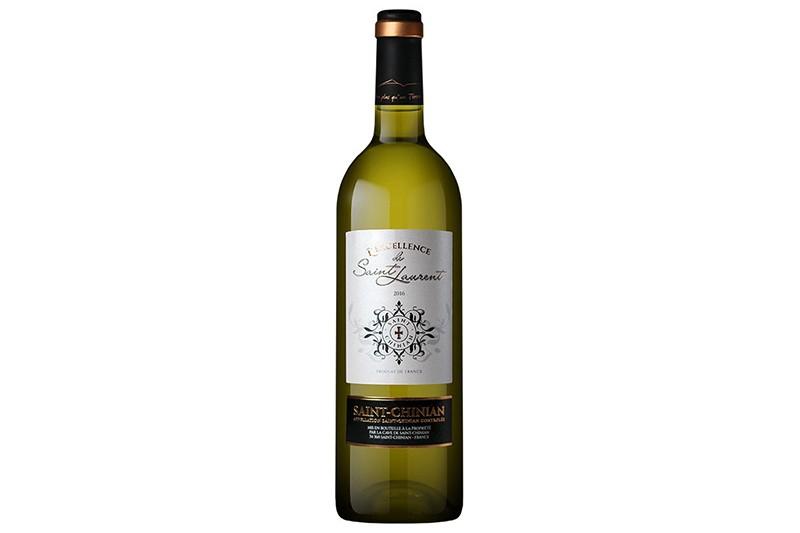 Vin blanc 37.5cl St-Chinian L'excellence de St-Laurent